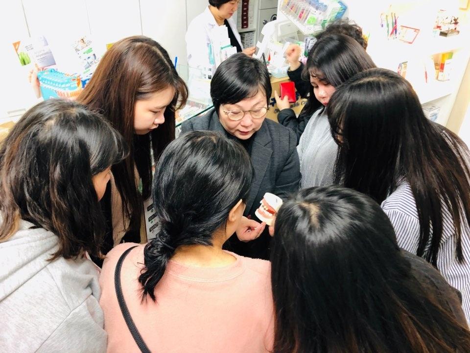 2018-11-23 대원대학교 치위생과 OHCSHOP 견학방문 10.jpg